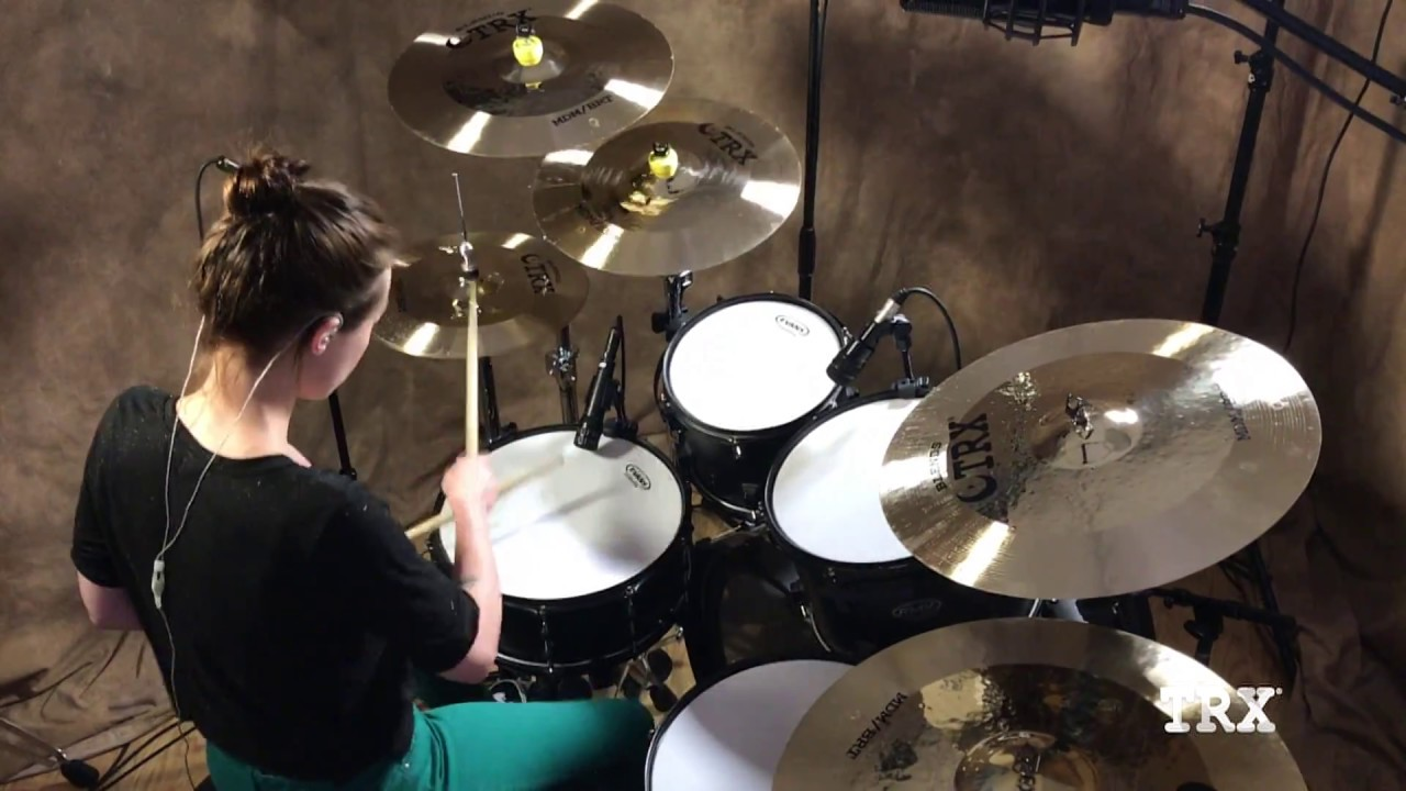 TRX Blends Series Cymbals – with Lindsey Raye Ward