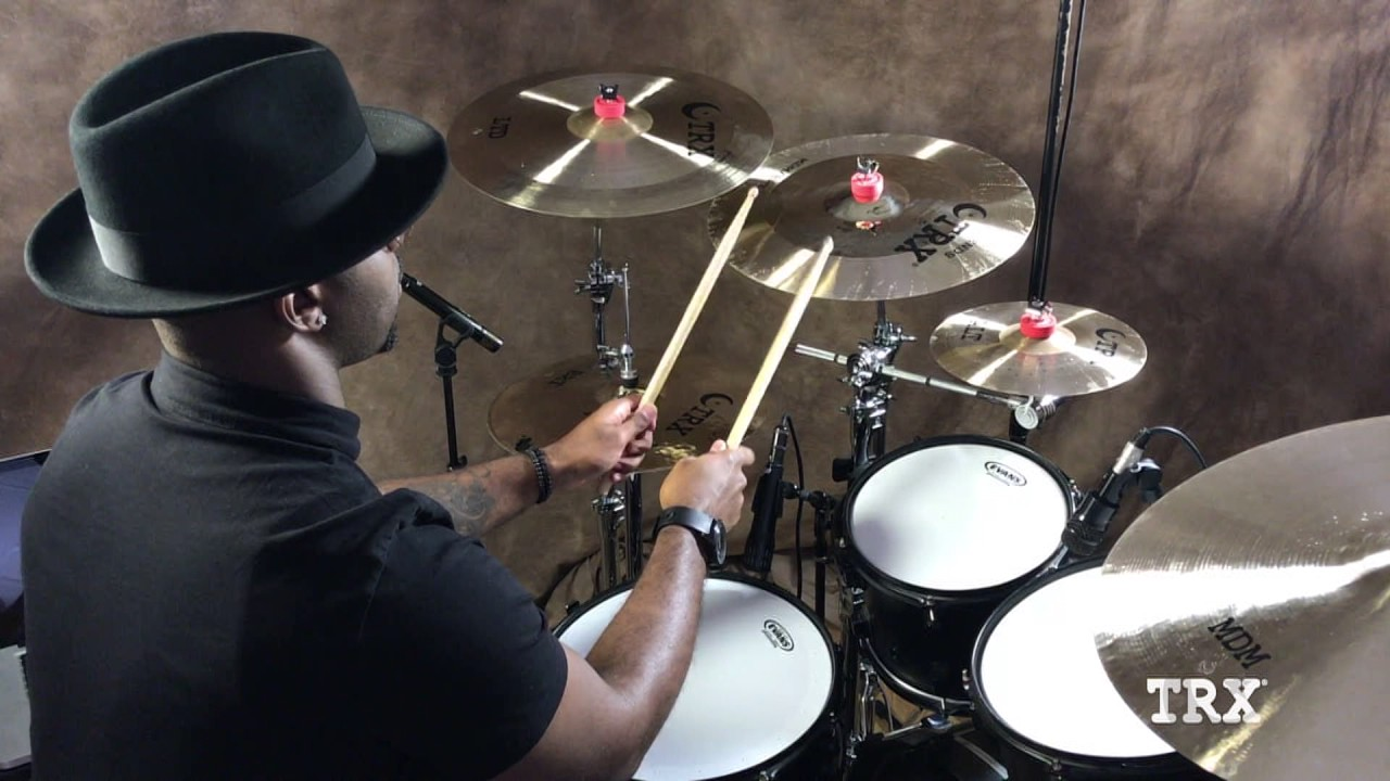 """TRX """"High Contrast"""" Cymbals – with Josh Baker"""