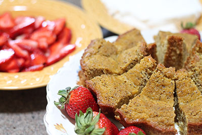 lemonpoppyseed bread