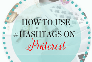 Remember, just because you are adding hashtags, it doesn't mean you'll automatically get found on top of Pinterest search engine. You are still competing with other pins with the same keywords (hashtag or not), that are correctly optimized with high repin numbers they have accumulated overtime. If you have a new pin it may take a couple of months until you see the full value of that pin. You have to be patient. There is no overnight success on Pinterest. Bottom line; use the correct keywords that will get your products and services found on top of Pinterest's search engine.