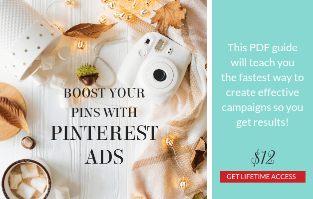 The Best Pinterest Marketing for Business online course