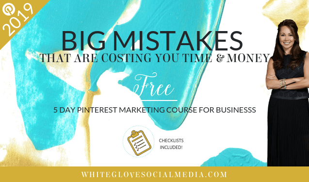 the best pinterest marketing course for business 2019