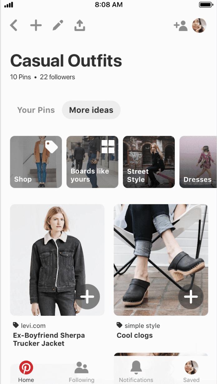 Pinterest Management Services