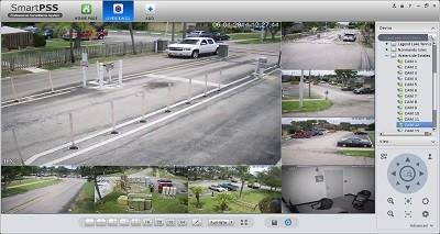 smart pcs video surveillance