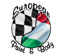 european paint and body