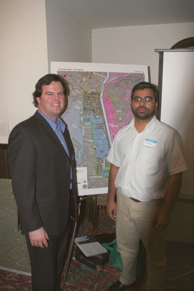 Mr. Gaurav Srivastava, AICP (AECOM) and Mr. Michael Swords (UCLA) - Southern Califonia Planning Congress Event - CleanTech (Feb 2011)
