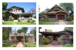 Houses Collage
