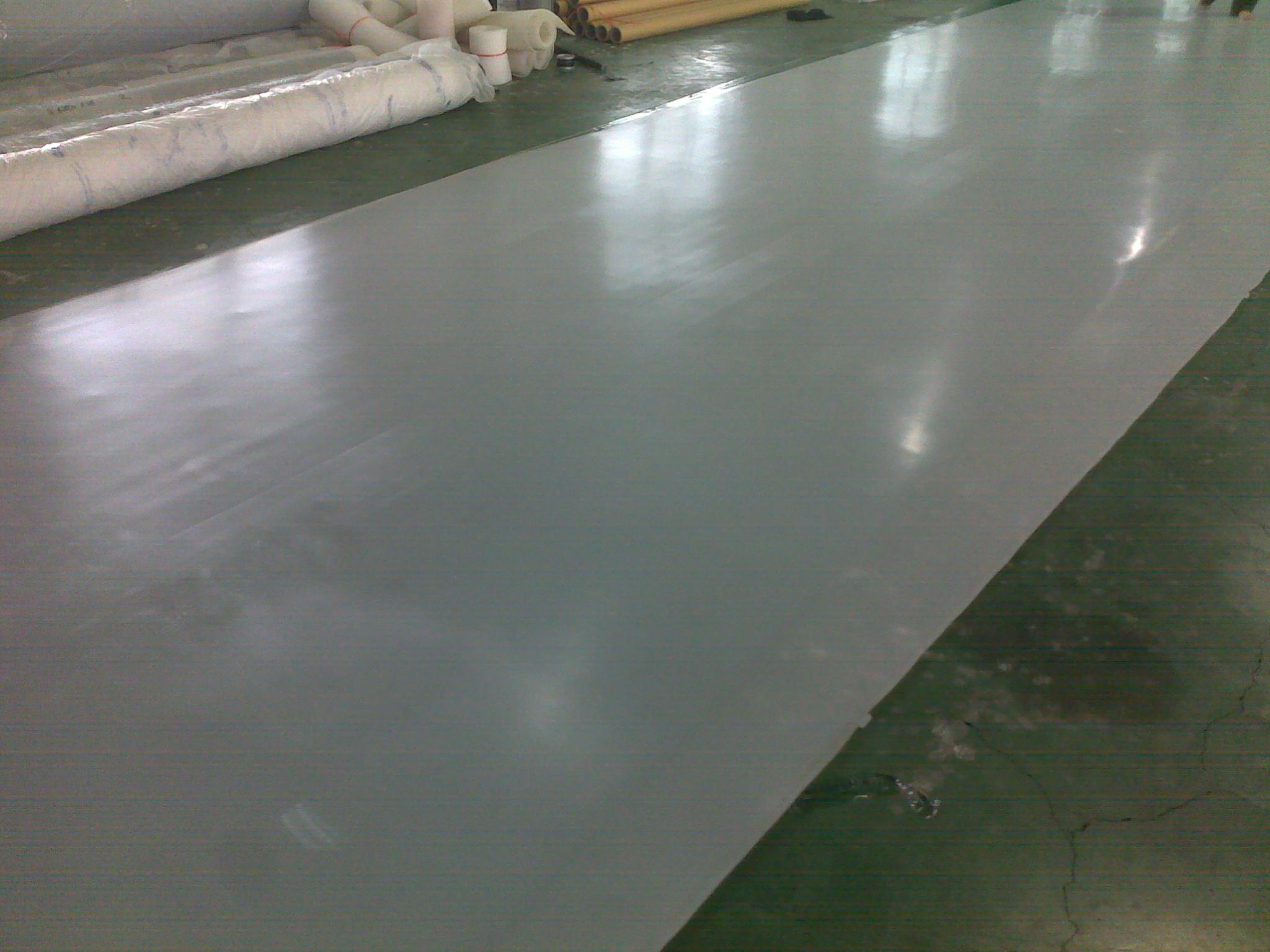Silicone Rubber Sheet for Solar Panel Encapsulation