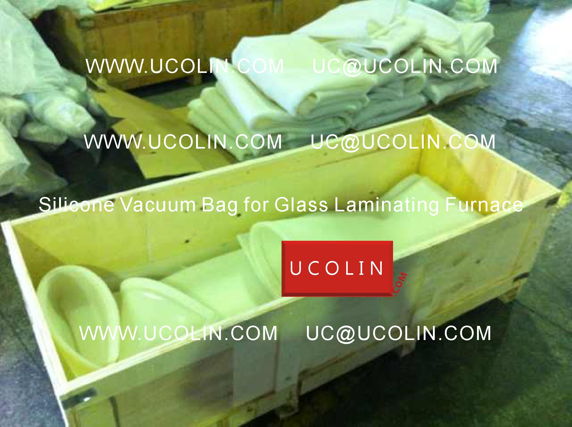 07 2 Producing of Silicone Vacuum Bag for Glass Laminating Furnace