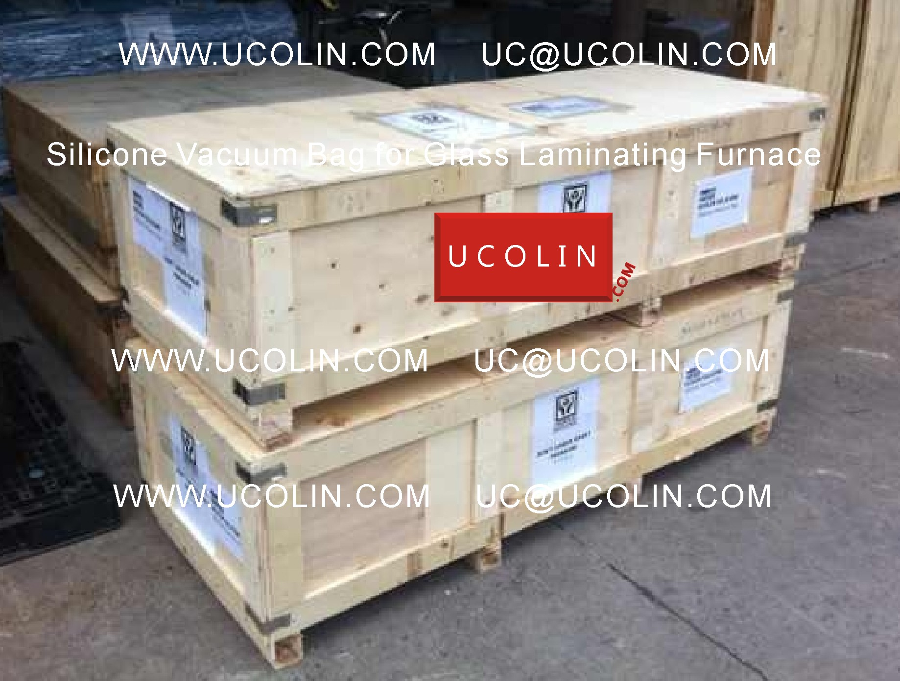 07 Producing of Silicone Vacuum Bag for Glass Laminating Furnace