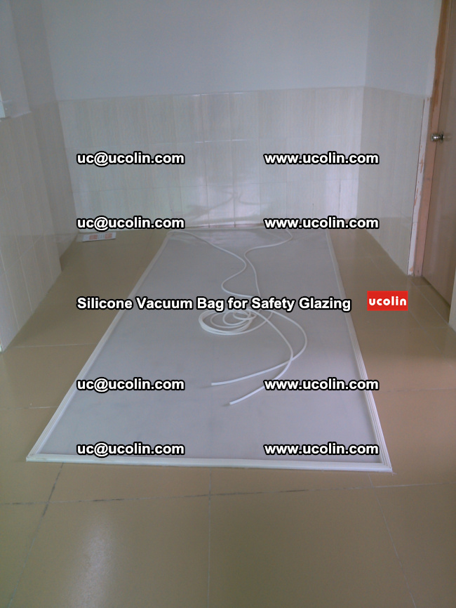 Silicone Vacuum Bag for EVA FILM safety laminated glass  (1)