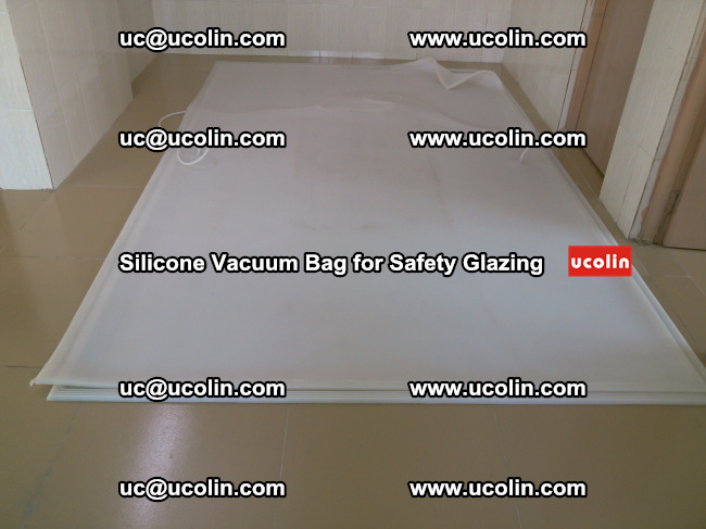 Silicone Vacuum Bag for EVA FILM safety laminated glass  (103)