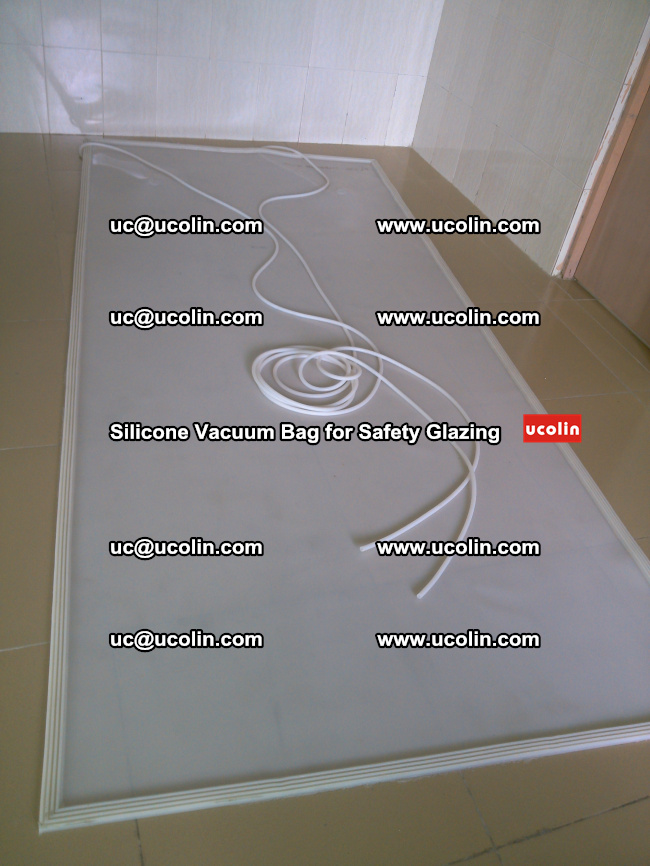 Silicone Vacuum Bag for EVA FILM safety laminated glass  (115)