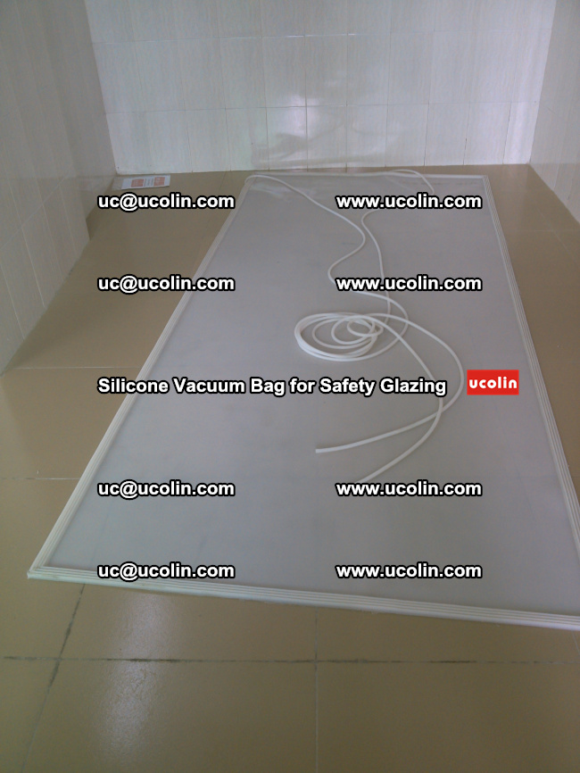 Silicone Vacuum Bag for EVA FILM safety laminated glass  (118)