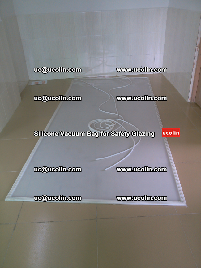 Silicone Vacuum Bag for EVA FILM safety laminated glass  (123)