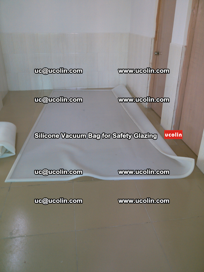 Silicone Vacuum Bag for EVA FILM safety laminated glass  (60)