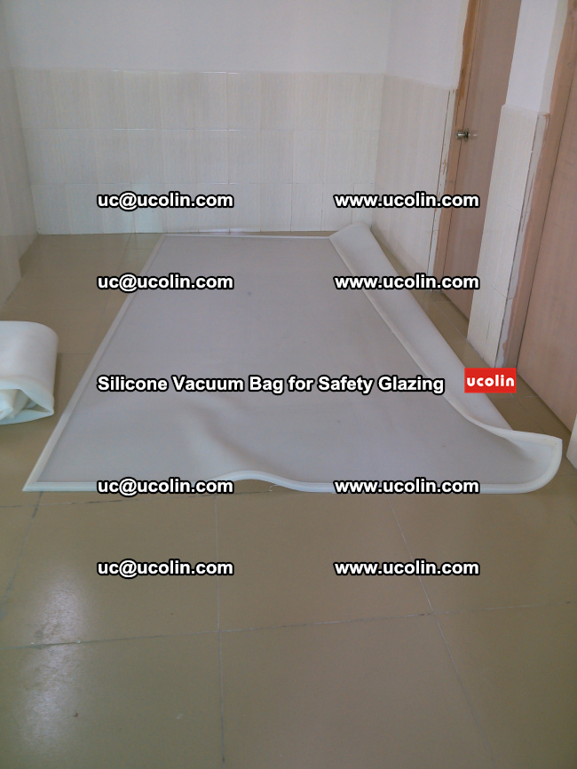 Silicone Vacuum Bag for EVA FILM safety laminated glass  (66)