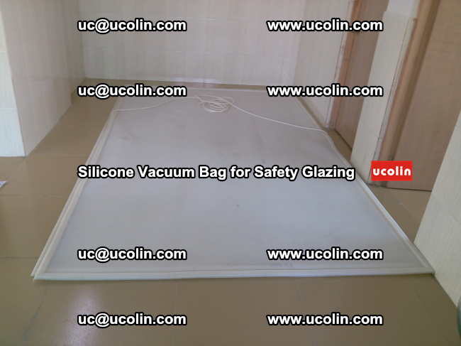 Silicone Vacuum Bag for EVA FILM safety laminated glass  (91)