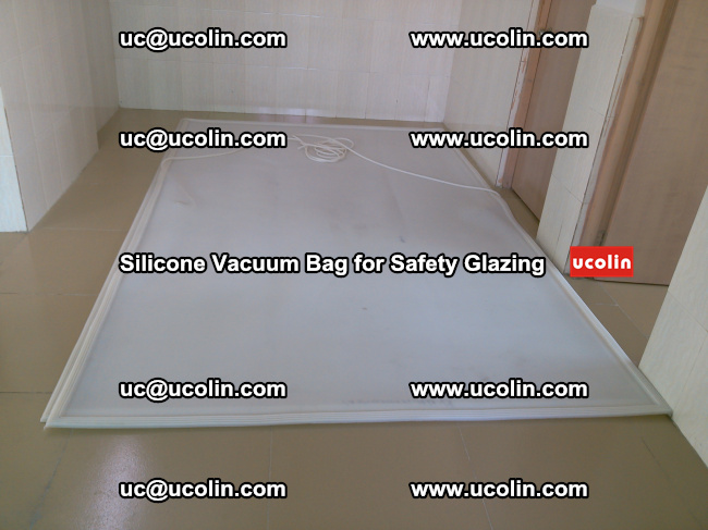 Silicone Vacuum Bag for EVA FILM safety laminated glass  (95)