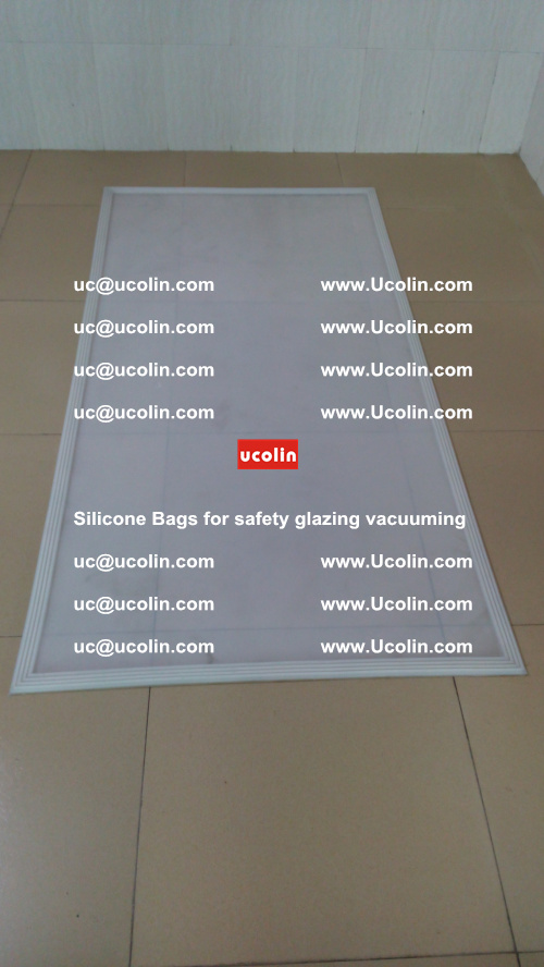 Silicone bags for  Safety glazing with EVA Film or PVB Film (1)