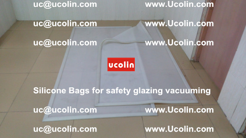 Silicone bags for  Safety glazing with EVA Film or PVB Film (10)