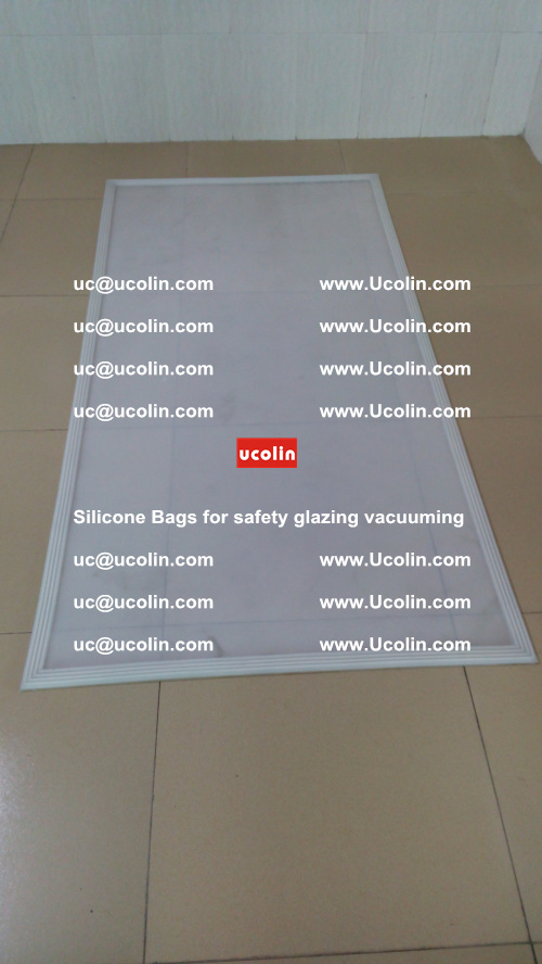 Silicone bags for  Safety glazing with EVA Film or PVB Film (2)