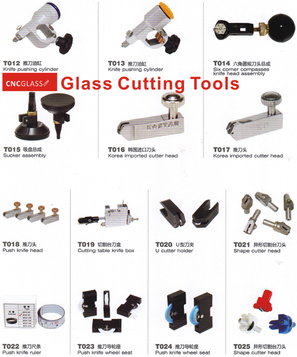 Glass Cutting Tools 2