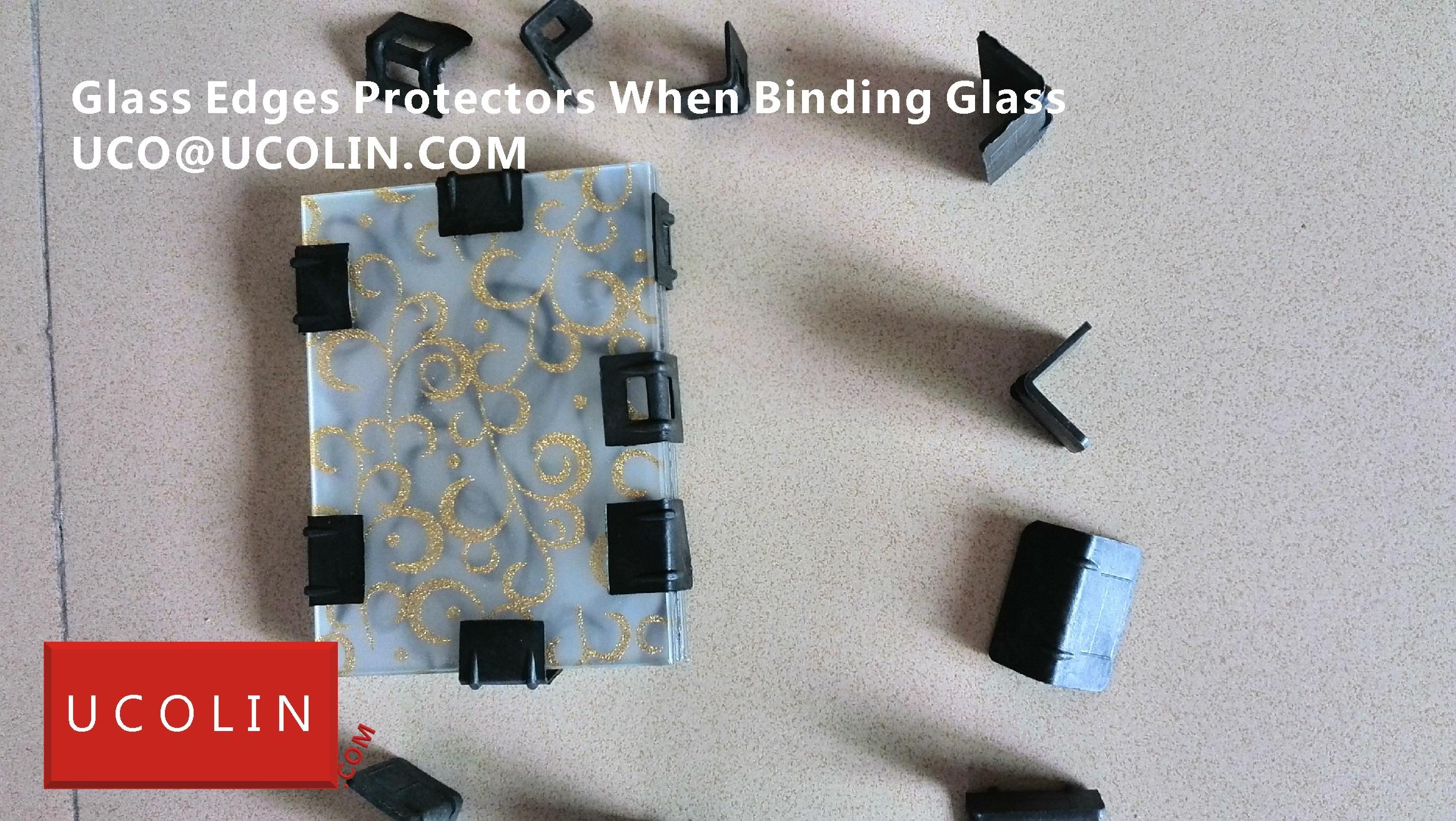 02 GLASS ANGLES PROTECTORS GLASS EDGES PROTECTORS