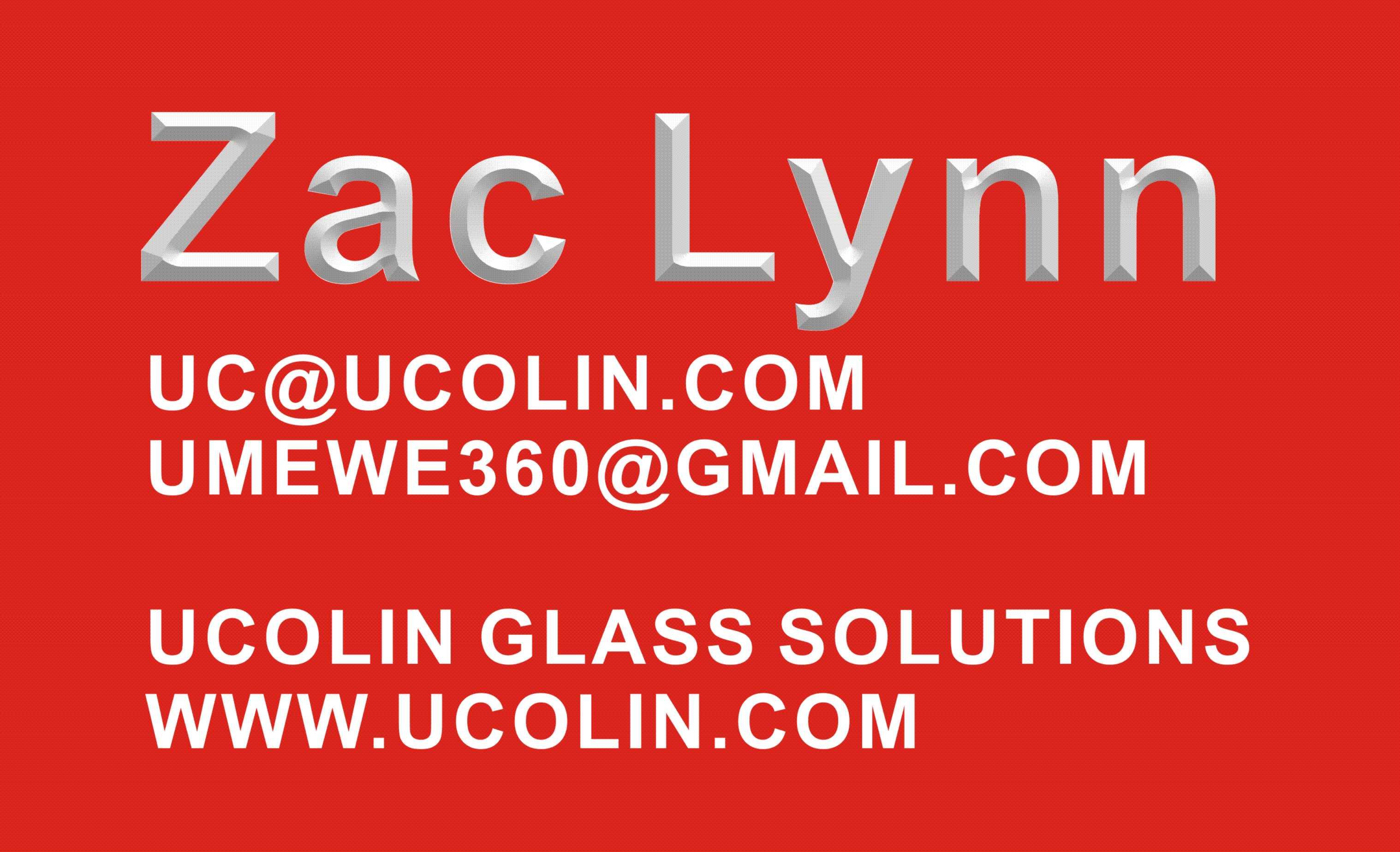 Zac Lynn UCOLIN