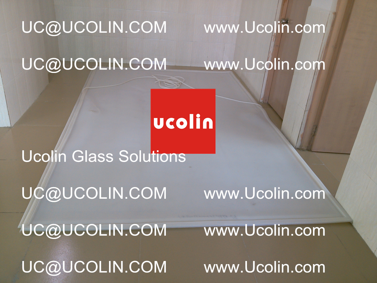 Silicone Vacuum Bag for EVA FILM safety laminated glass (102)