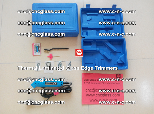 Thermal Laminated Glass Edges Trimmers, for EVA, PVB, SGP, TPU (25)