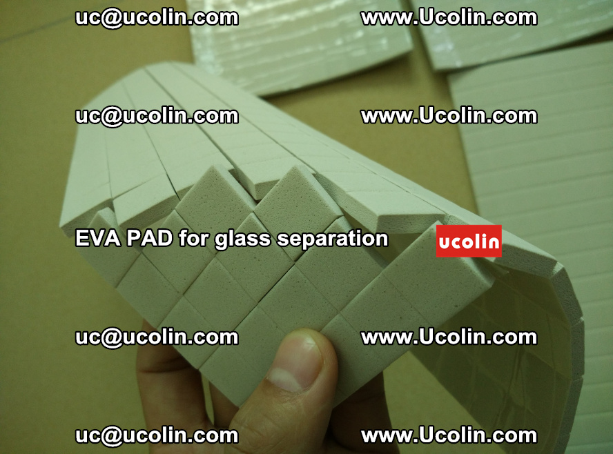 EVA PAD for safety laminated glass separation (11)