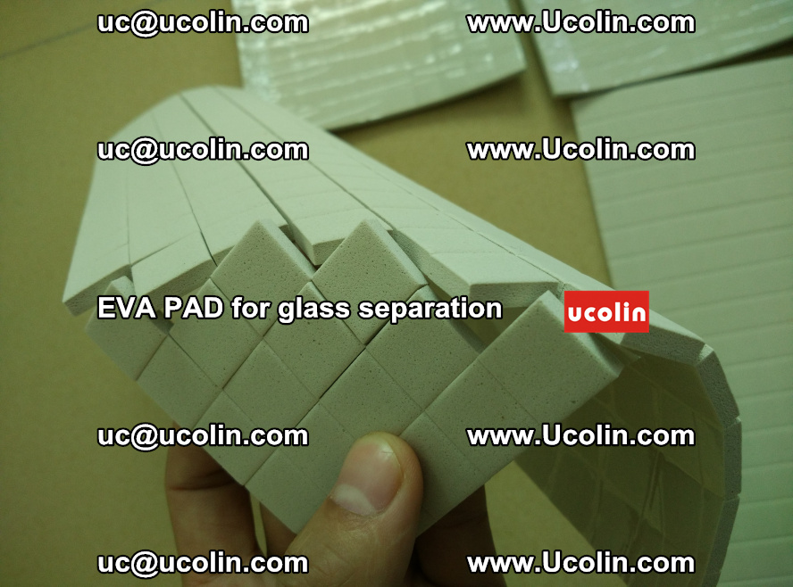 EVA PAD for safety laminated glass separation (12)