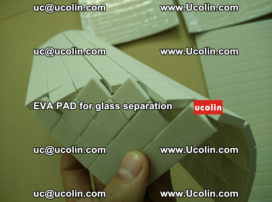 EVA PAD for safety laminated glass separation (13)