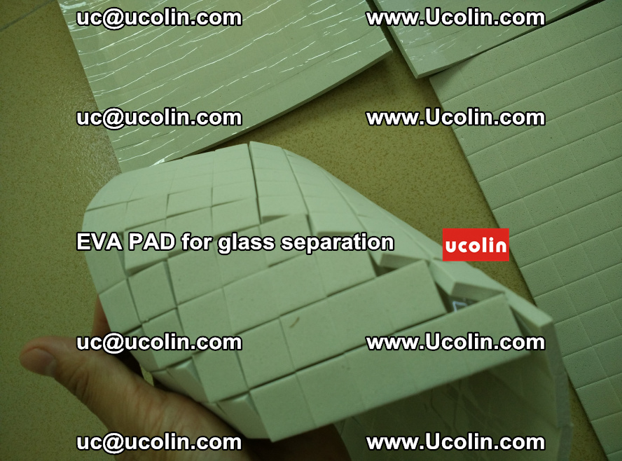 EVA PAD for safety laminated glass separation (14)