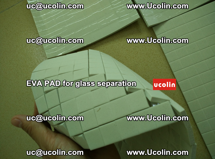 EVA PAD for safety laminated glass separation (17)