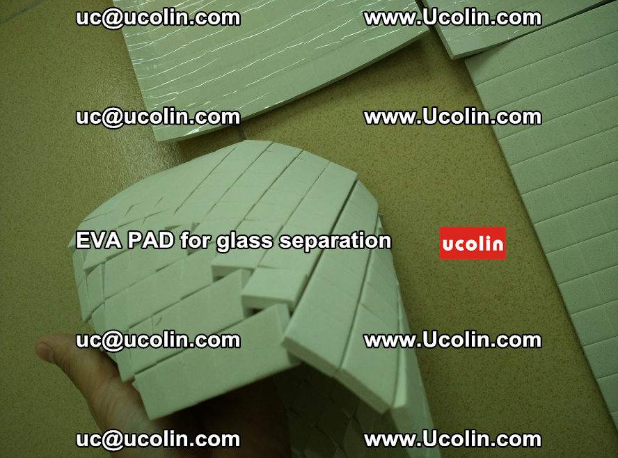 EVA PAD for safety laminated glass separation (23)