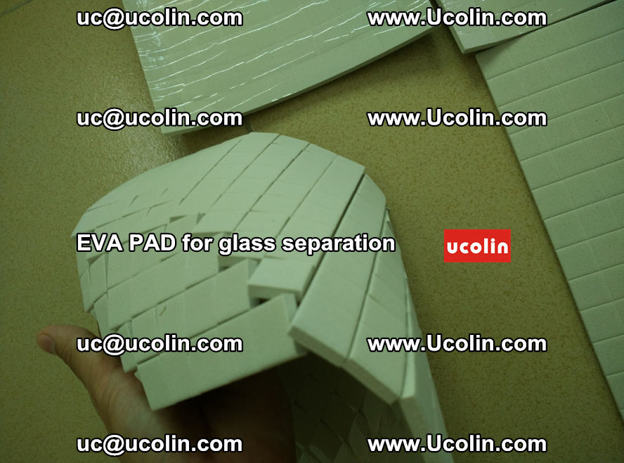 EVA PAD for safety laminated glass separation (24)