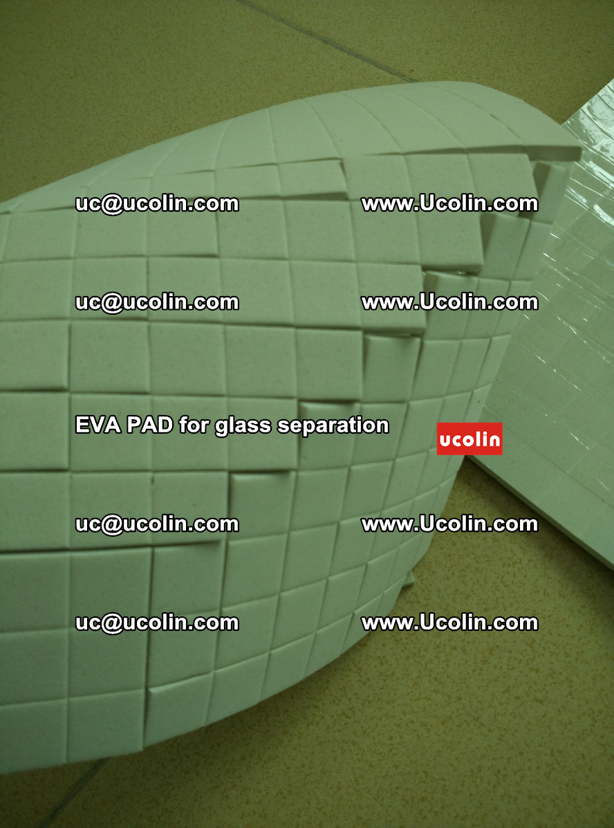 EVA PAD for safety laminated glass separation (31)