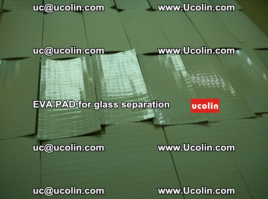 EVA PAD for safety laminated glass separation (39)