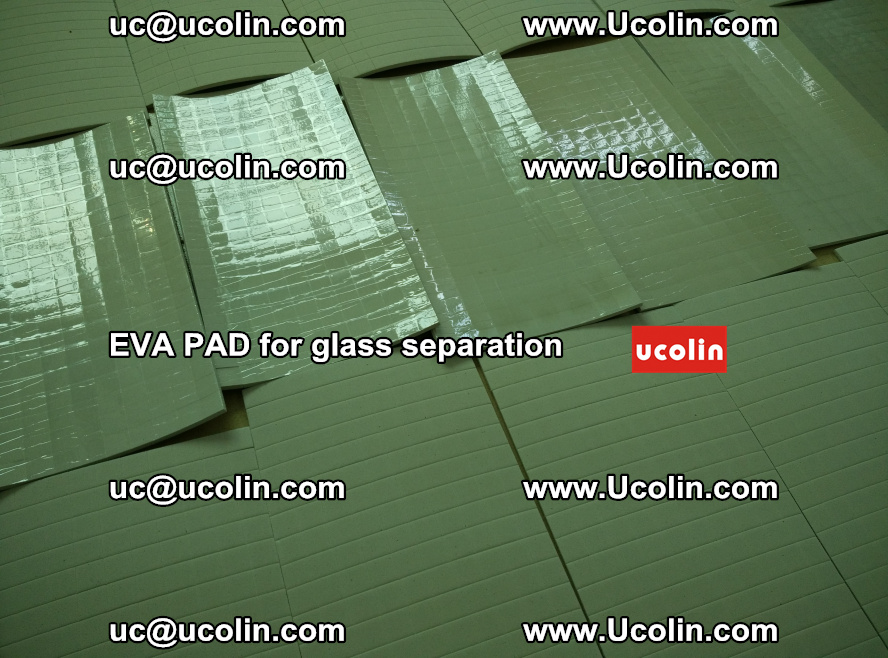 EVA PAD for safety laminated glass separation (41)