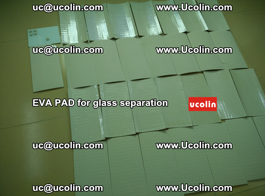 EVA PAD for safety laminated glass separation (47)