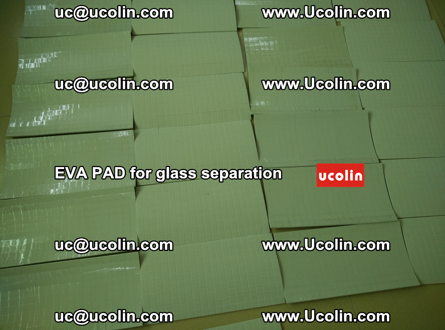 EVA PAD for safety laminated glass separation (72)