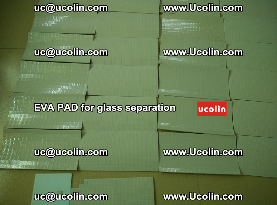 EVA PAD for safety laminated glass separation (78)