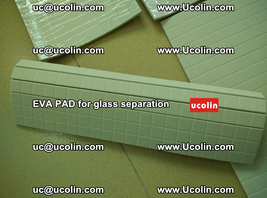 EVA PAD for safety laminated glass separation (8)