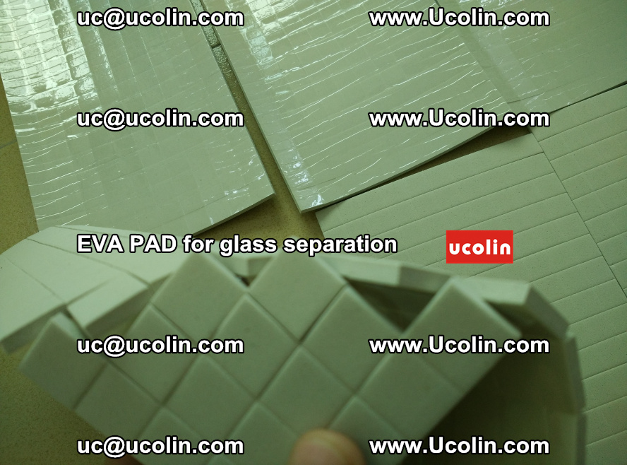 EVA PAD for safety laminated glass separation (9)