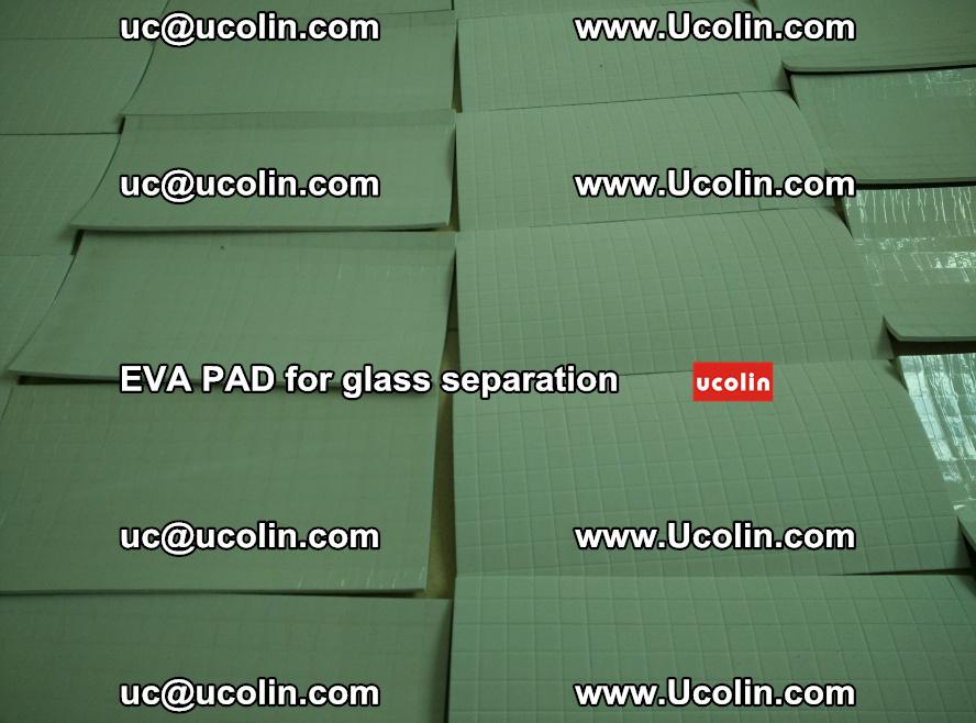 EVA PAD separating EVA PVB SGP safety laminated glass (12)