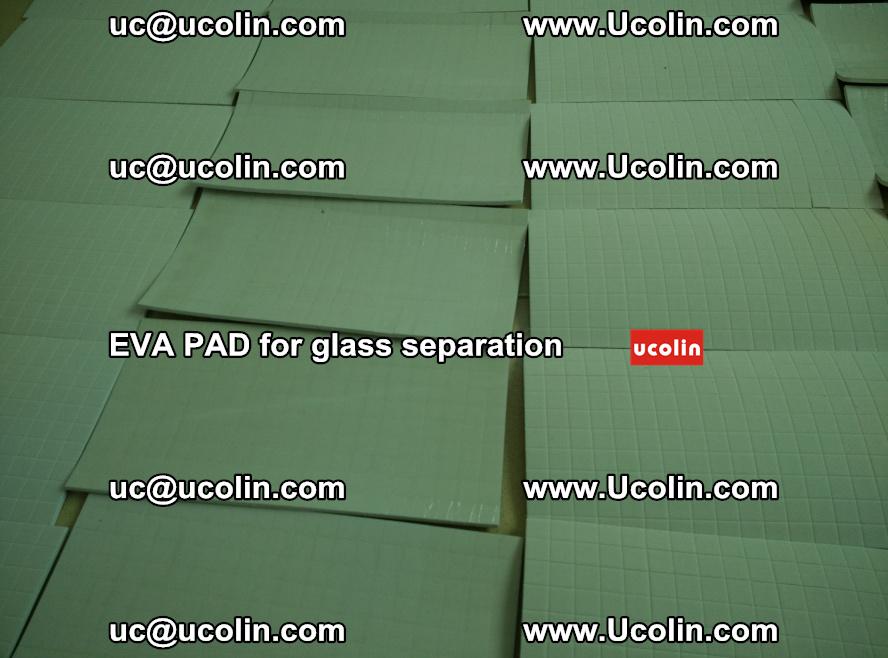 EVA PAD separating EVA PVB SGP safety laminated glass (13)