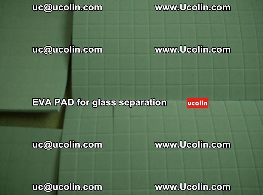 EVA PAD separating EVA PVB SGP safety laminated glass (18)