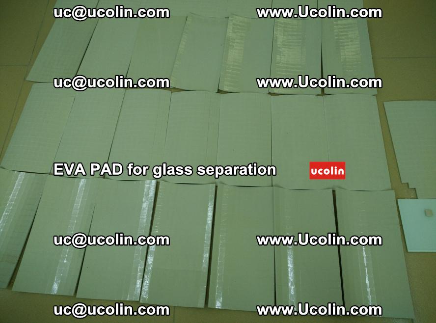 EVA PAD separating EVA PVB SGP safety laminated glass (2)